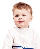 behandla som ett barn lyckligt Arkivbilder