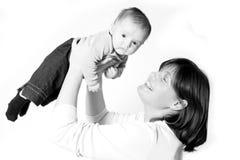 behandla som ett barn modern fotografering för bildbyråer