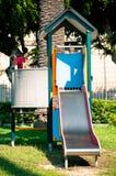 behandla som ett barn parken Fotografering för Bildbyråer