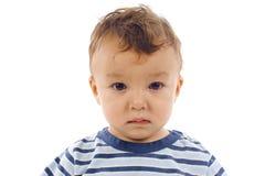 behandla som ett barn pojken Royaltyfri Foto