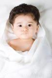 behandla som ett barn pojken Royaltyfri Fotografi