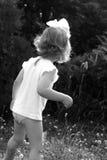 behandla som ett barn retro Royaltyfri Foto