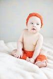 behandla som ett barn roligt Royaltyfri Foto