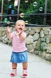 behandla som ett barn stopparen Royaltyfri Fotografi