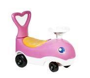 behandla som ett barn trehjulingen Royaltyfria Foton