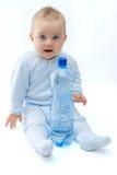 behandla som ett barn vatten Fotografering för Bildbyråer
