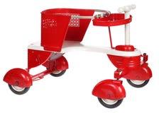 Behandla som ett barn Walker Roadster Bike Arkivfoto