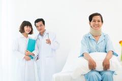 Behandlung Lizenzfreie Stockfotos