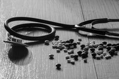 Behandlung der Herzkrankheit Lizenzfreie Stockfotografie