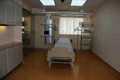 Behandlungbett Stockbild