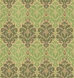 Behang - bloemenontwerpen Royalty-vrije Stock Afbeelding