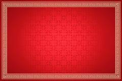 Behang Chinese stijl Stock Afbeeldingen
