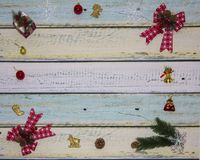 Behang voor Kerstmis royalty-vrije stock afbeeldingen