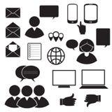Beheer, bedrijfspersonen en bureaumensen Stock Afbeeldingen