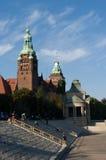 Beheer van het Westen Pomeranian Voivodeship. Royalty-vrije Stock Fotografie