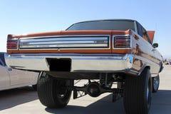 Beheizter Stab des klassischen amerikanischen Muskelautos Stockbilder