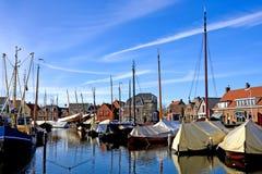 Beherbergen Sie in den Niederlanden Stockfoto