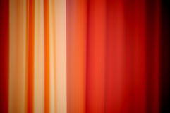 Behind The Stage Curtain. Lights Behind The Stage Curtain Royalty Free Stock Images