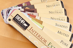 Behr Premium Plus Paint Stock Images