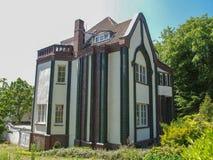 Behrens House in Darmstadt Stock Photos