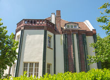 Behrens House in Darmstadt Royalty Free Stock Photo