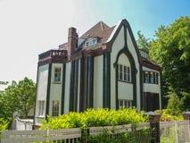 Behrens House in Darmstadt Stock Image