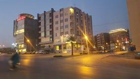 Behri stad Pakistan Royaltyfri Foto
