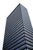 Behulpzaam hoofdkantoor op witte achtergrond, de Stadscentrum van Manchester europa stock fotografie
