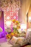 Bei altare/pedana di nozze Fotografia Stock