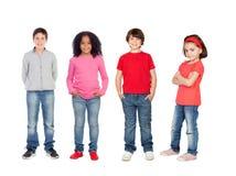 Bei bambini Immagini Stock