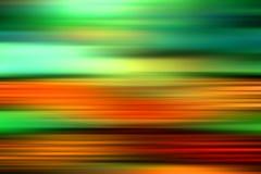 Bei colori d'accelerazione astratti Fotografia Stock