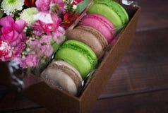 Bei e fiori delicati Immagine Stock
