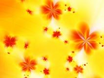 Bei fiori Immagine Stock Libera da Diritti