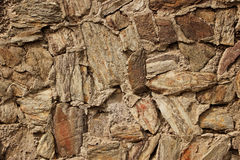 Bei fondo e struttura della parete di mattoni fotografie stock libere da diritti