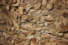 Bei fondo e struttura della parete di mattoni fotografia stock libera da diritti