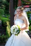 bei giovani della sposa fotografia stock libera da diritti