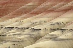 Bei modelli colorati rossi e gialli dell'argilla in dipinto ciao Fotografia Stock Libera da Diritti