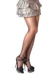 Bei piedini femminili immagine stock libera da diritti