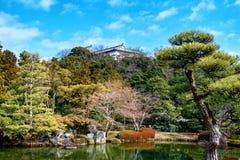 Bei verdi di Himeji fotografia stock