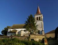 beia教会transylvania 免版税库存照片