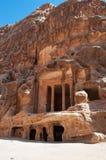 Beida, Beidah, Beidha, αρχαιολογικό πάρκο της Petra, Ιορδανία, Μέση Ανατολή Στοκ φωτογραφία με δικαίωμα ελεύθερης χρήσης