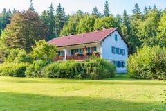 Beiers huis royalty-vrije stock foto's