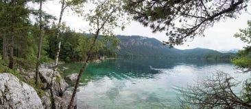 Beierse Alpen, Duitsland Stock Afbeelding