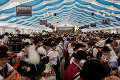Beierse Oktoberfest royalty-vrije stock foto's