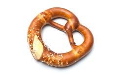 Beierse pretzel Royalty-vrije Stock Afbeeldingen