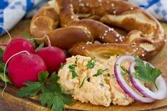 Beierse Snack stock foto