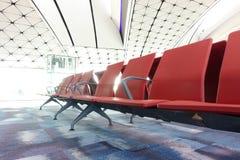 Beifahrersitze sind verfügbarer int er Flughafen stockfoto