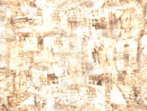 Beige abstract background. Based on the photo of old German artillery Stock Photography