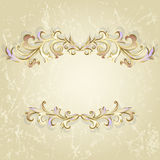 Beige  background Royalty Free Stock Images