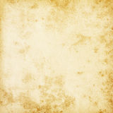 Beige background. Grungy old paper Royalty Free Stock Image